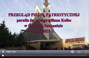 Film: Konkurs pieśni patriotycznej (2019) - nasza relacja